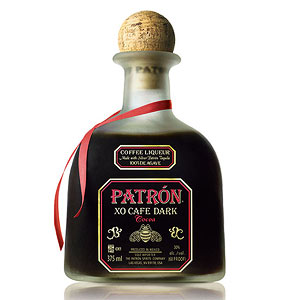 Bottle of Patron