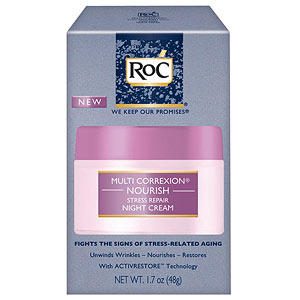 RoC night cream