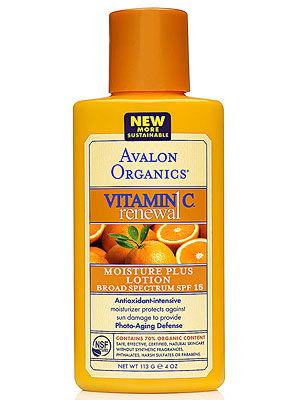 Avalon Organics Lotion