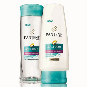 Pantene Pro-V Aqua Light Shampoo & Conditioner