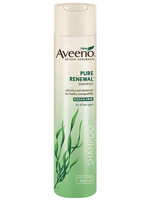 Aveeno Pure Renewal Shampoo