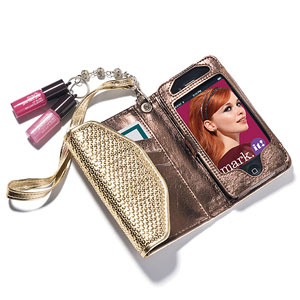 Talk is Chic Wristlet