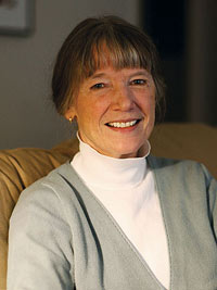 Anne Tyler author photo for beginner's goodbye