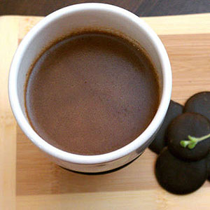 Healthy Slow Cooking Tipsy Mint Coffee Cocoa
