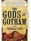 Gods of Gotham Book Cover