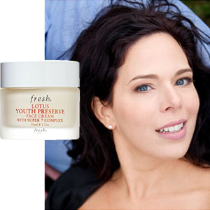 Fresh Lotus Youth Preserve Face Cream, Janna Mandell