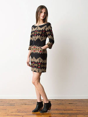 Pendelton the Portland collection dress