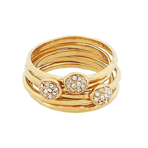 Paloma Stacking Rings