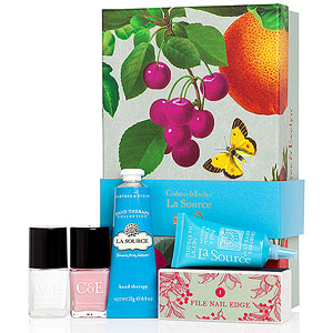 Crabtree & Evelyn La Source Beautiful Hands Gift Set