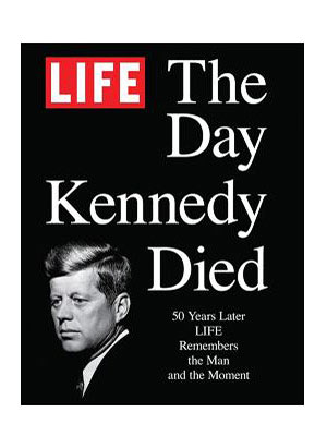 The Day Kennedy Died book