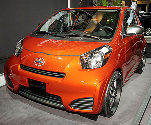 Scion iq car