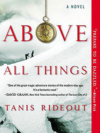 Above All Things Book