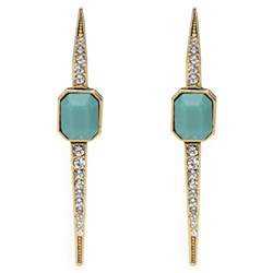 Elizabeth Cole Stiletto Earrings