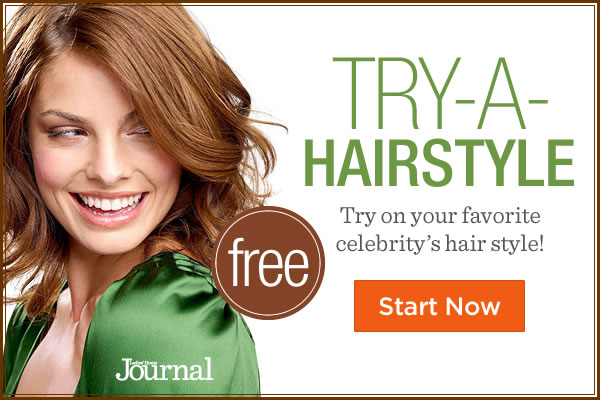 Marvelous Try On Hairstyles The Holle Short Hairstyles Gunalazisus