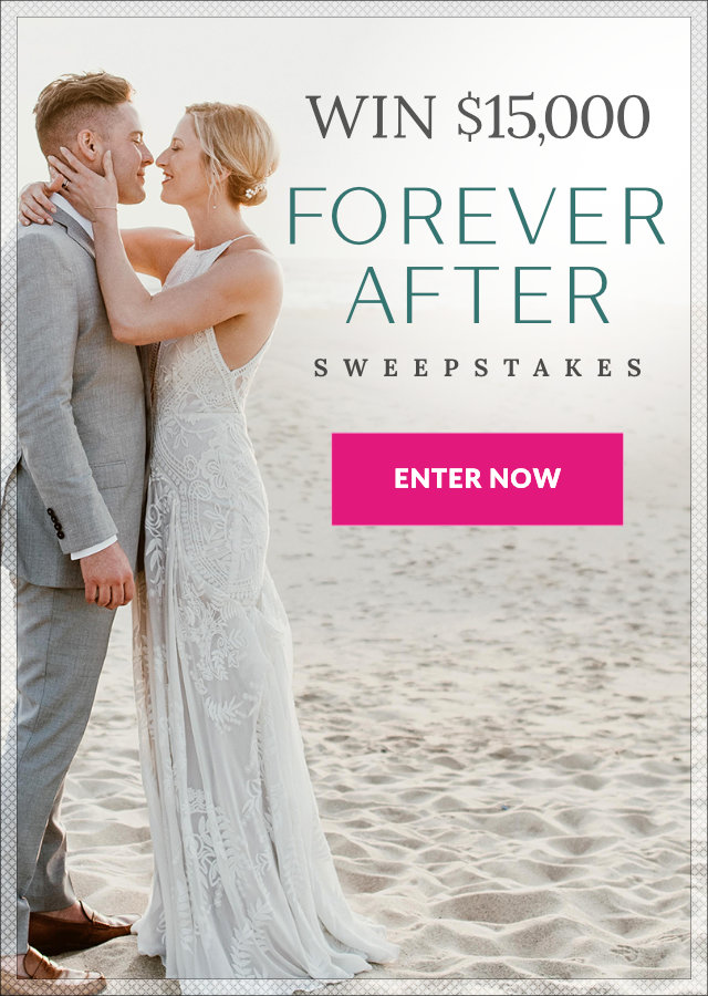 Forever After $15,000 Sweepstakes