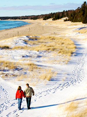 Celebrate Winter In Door County With These Lodging