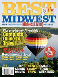 Best Western River North featured in Best of the Midwest Magazine
