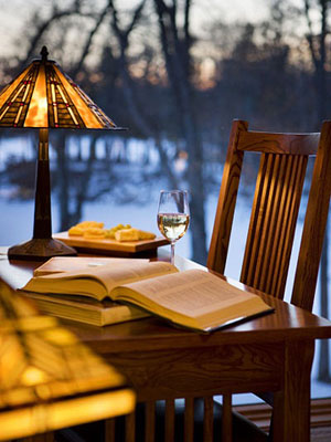 Romantic weekend getaways wisconsin vacation ideas for for Great mini vacations for couples