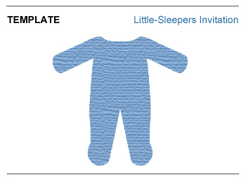 little_sleepers_template