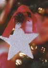 Twinkling Star Ornaments