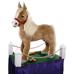 Butterscotch My FurReal Friend Pony