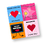 Valentines Day Stickers