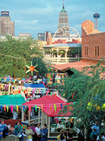 Festival in San Antonio