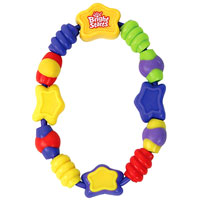 Bright Starts Star Teether Beads