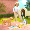 Mattel Barbie and Tanner Play Sets photo