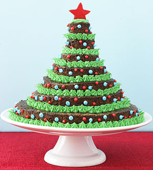 Edible Christmas Trees {Sweets and Treats} - A Sparkly ... - photo#29