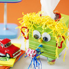 Sneezy Does It: Cute Tissue Box Craft