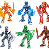 MagnaMan Magnetic Action Figures
