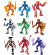 MagnaMan Magnetic Action Figures photo