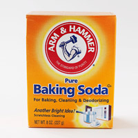 Baking Soda for Bug Bites