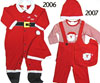 Avon Infant Santa Outfits photo