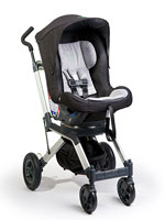 Orbit's Toddler Car Seat and Stroller