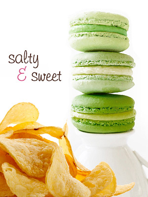 Sweet and Salty party favors