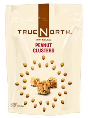 TrueNorth Peanut Clusters