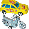 Toy Car and Motorcycle Recall