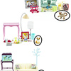 Barbie Futon and Table Living Room Playset Recall
