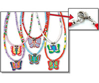 Children's Butterfly Necklace Recall