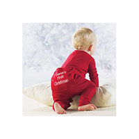 Personalized Infant Long Johns Recall