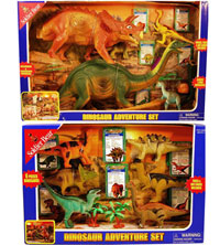 Soldier Bear Toys Dinosaur Adventure Sets Recall