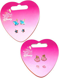 Disney Children's Earrings Recall