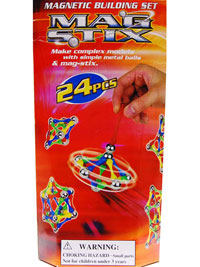 Mag Stix Magnetic Building Sets Recall