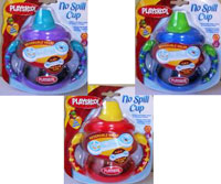 Playskool Toddler Sippy Cup Recall