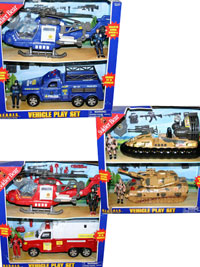 Soldier Bear Toys Heroes Vehicle Play Sets Recall