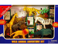 Soldier Bear Toys Wild Animal Adventure Set Recall