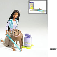 Barbie and Tanner Play Sets Recall