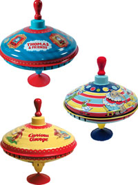Spinning Top Toy Recall